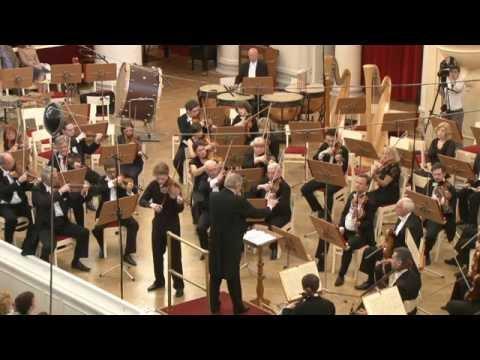 Закрытие сезона Академического симфонического оркестра