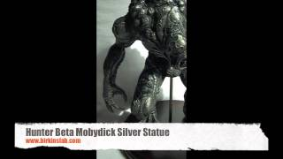 Hunter Beta Silver Statue by Mobydick