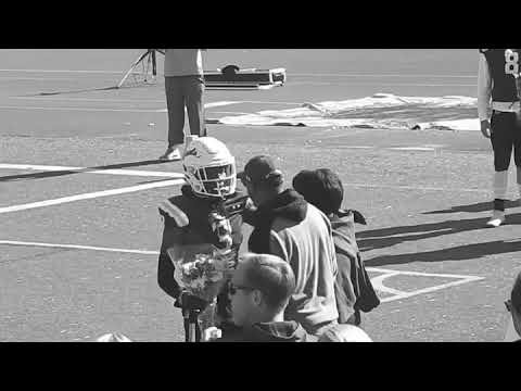 Mount Saint Joseph High School Football (MD) vs Archbishop Spalding (MD)