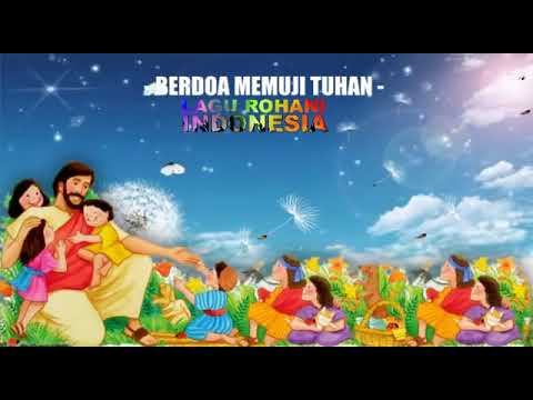 LAGU ROHANI INDONESIA LAGU ANAK SEKOLAH MINGGU TERBARU BEAUTIFUL GIRLS
