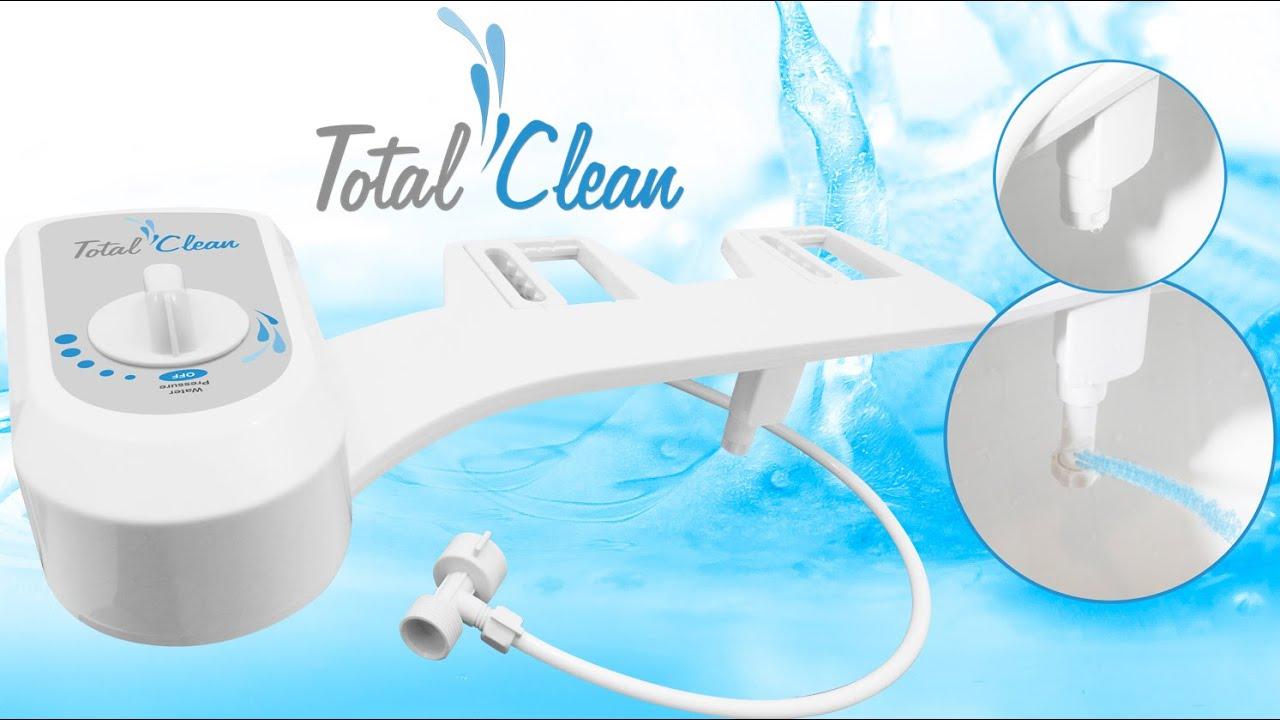 Bidet Total Clean Es Mas Sano Usar Agua Que Papel Higienico