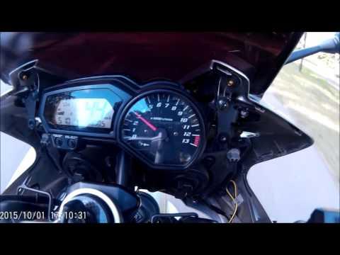 Yamaha FZ1 '06 - Engine misfires(?), fluctuates(?), stutters