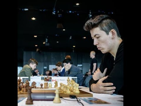 Georg Meier vs Eric Hansen BULLET CHESS MATCH