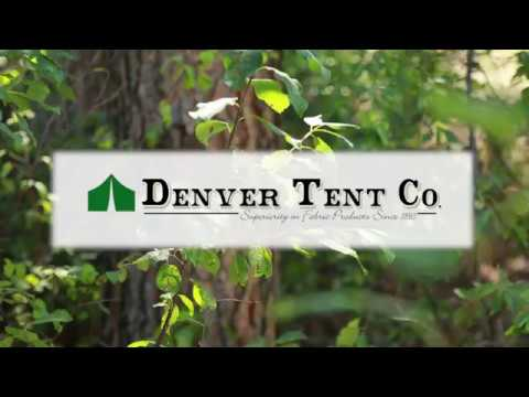 YouTube & The Colorado Wall Tent Set Up u0026 Instructions