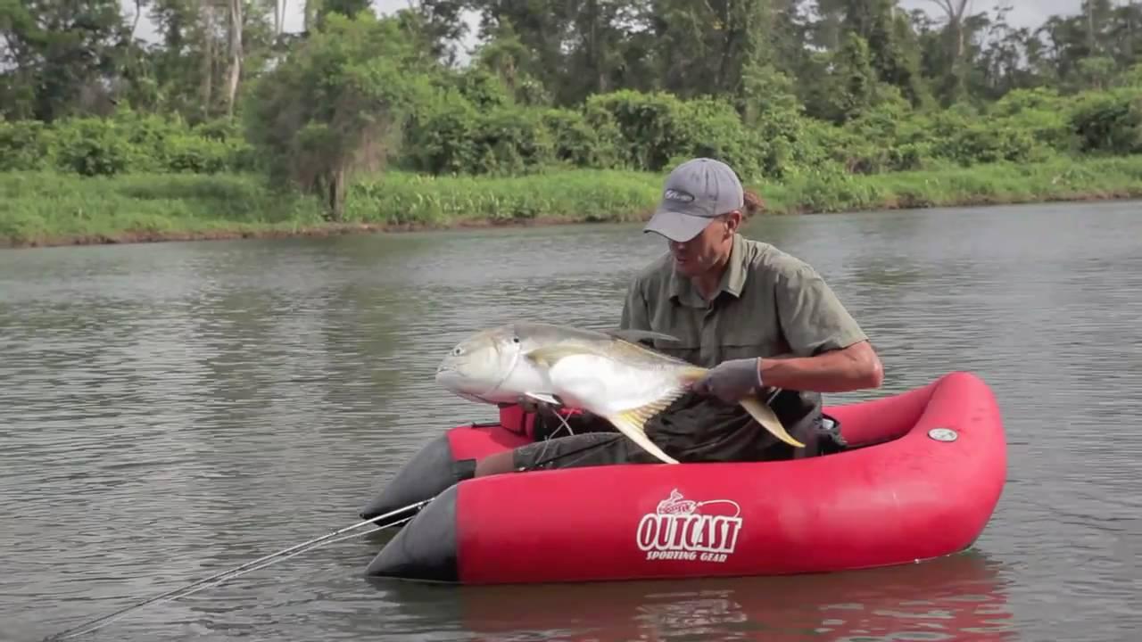 Tap m a flyfishing journey 2010 drake flyfishing video for Belly boat fishing
