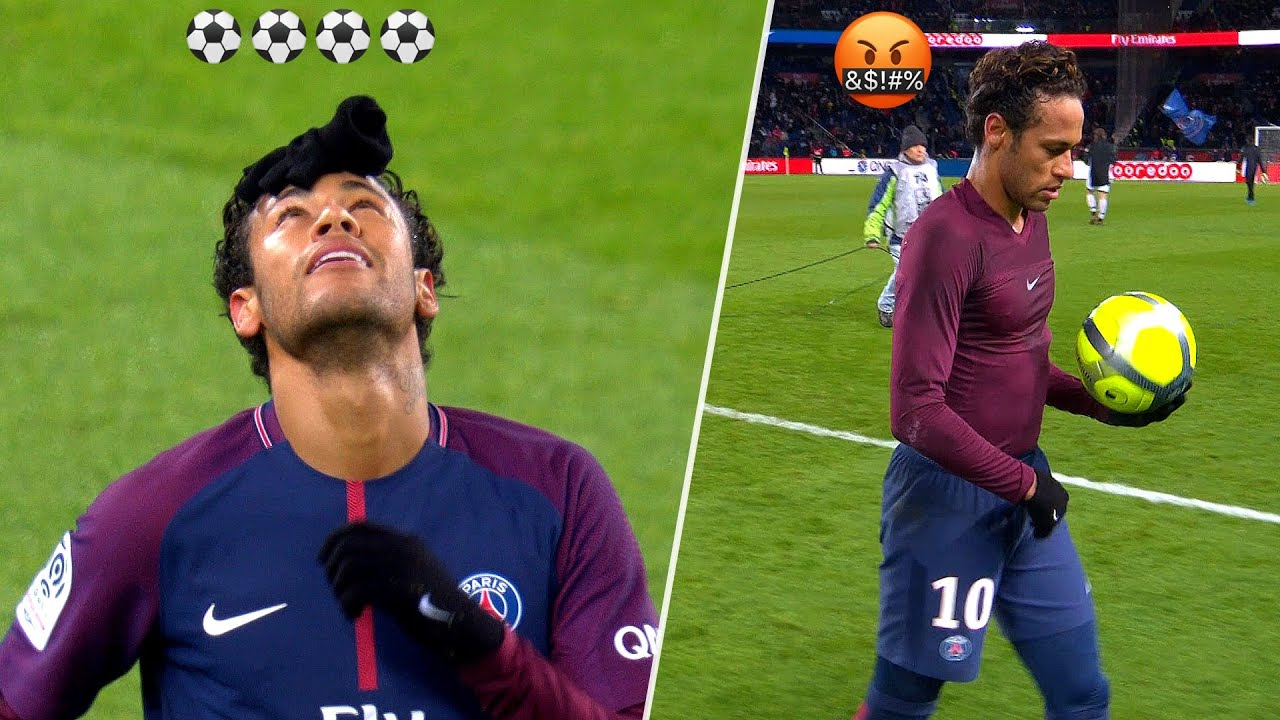 Download The Day Neymar Scored 4 Goals but was Booed by PSG Fans