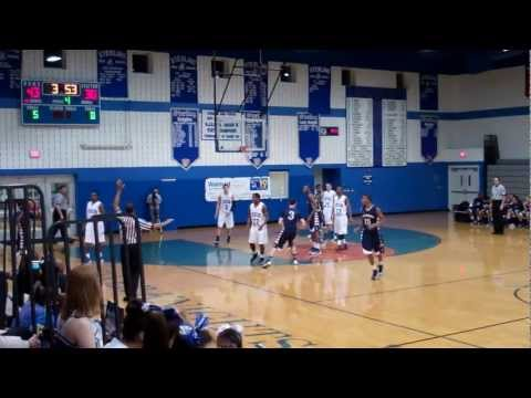 Collingswood High School vs Sterling High School Boy's Basketball Part4 (2/5/13)