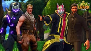PROS TEAM UP WITH NOOBS ! - *PART 1* FORTNITE SHORT FILM