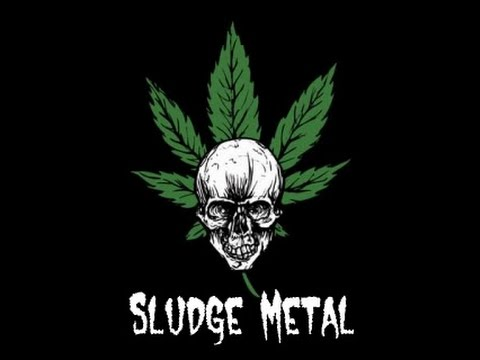 SLUDGE METAL, a metal music subgenre