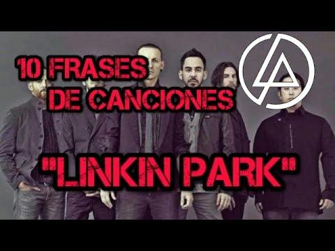 10 Frases De Canciones Linkin Park