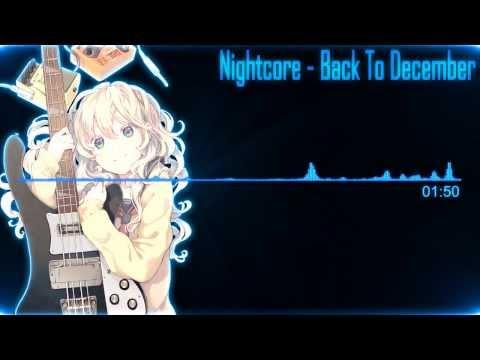 Nightcore - Back To December