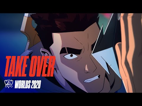 Take Over (ft. Jeremy McKinnon (A Day To Remember), MAX, Henry) | Worlds 2020 - League of Legends