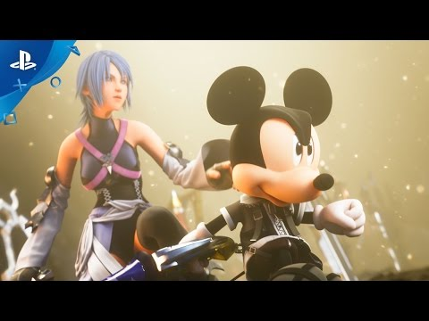 KINGDOM HEARTS HD 2.8 Final Chapter Prologue - Simple and Clean Remix Trailer | PS4