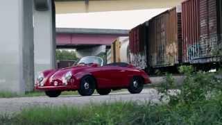1956 Porsche 356 Speedster Test Drive