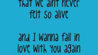 Jason Castro - Let's Just Fall In Love Again With Lyrics