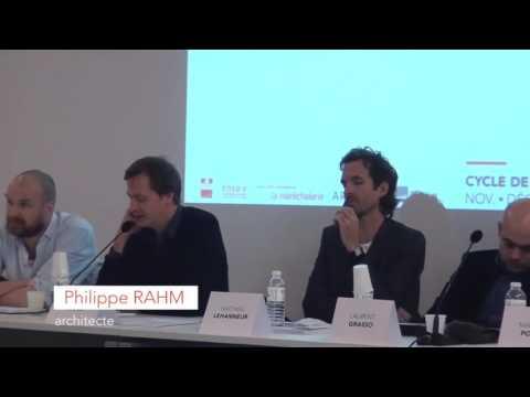 2015 Débat Manèges II : L'éclairage comme astronomie domestique - LaMaréchalerie ENSA Versailles