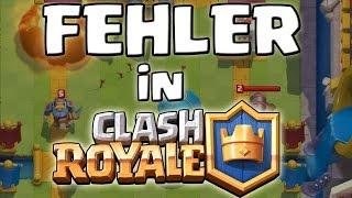 5 Dinge in Clash Royale...die du nicht tun solltest! [Android iOS PC]