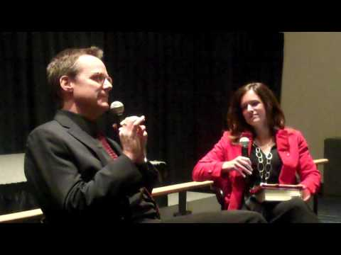 Gibson's at Red River:Tim Riley with Rebecca Lavoie