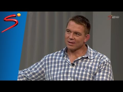 John Smit chats about winning the World Cup and Bakkies Botha