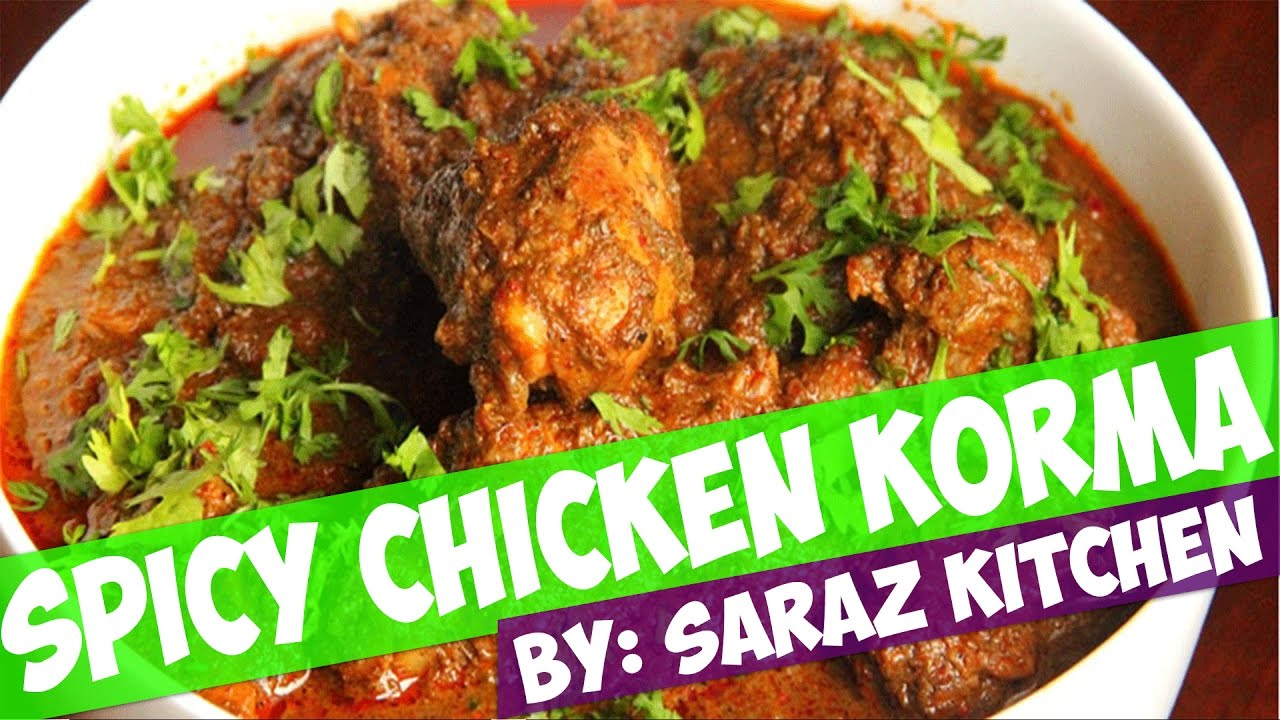 recipe: spicy chicken recipe pakistani [24]