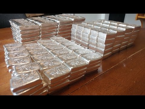 1000 Ounces of Silver from Beaver Bullion Canada. CSS 100 Days of Silver Stacking Day #87