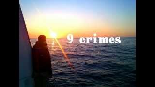 9 crimes - Damien Rice (fingerstyle cover)