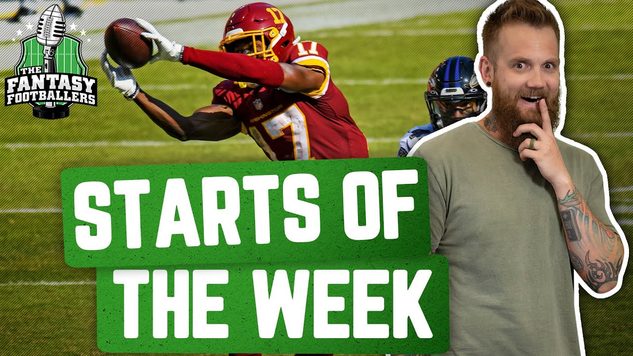 Fantasy Football 2020 - Starts of the Week + Week 7 Breakdown, Cereal Killer - Ep. #968