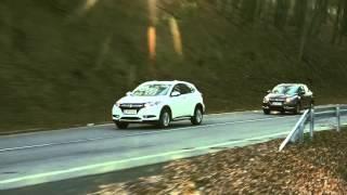 Porovnanie 2016: Honda HR-V benzín vs. nafta