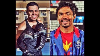 Adrian Granados Wants Manny Pacquiao FIGHT If He Beats Danny Garcia