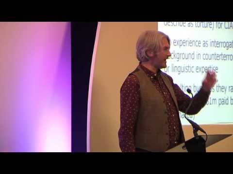 Professor Rob Briner  'Why isn't organizational psychology more evidence based'