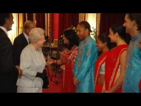 Indian Reception at Buckingham Palace