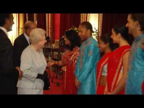 Indian Reception at Buckingham Palace