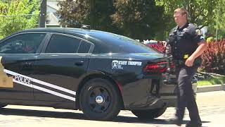 Injured Meridian Police Officer returns home from the hospital, expected to make full recovery