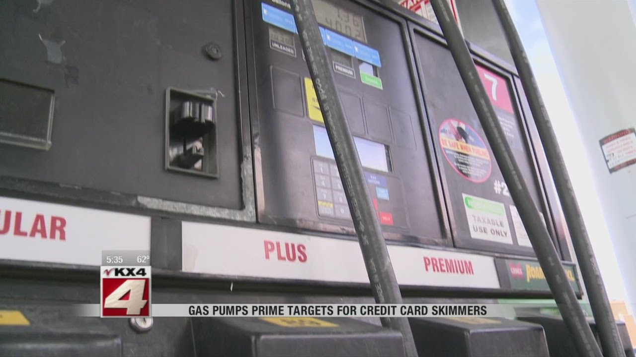 Chip Cards and Gas Stations