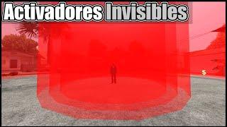 Viendo lo que no vemos - Activadores Invisibles en GTA San Andreas