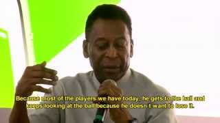Pelé Forever Interview