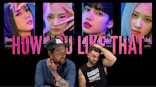 "BLACKPINK ""How You Like That"" Metal Heads REACTION"