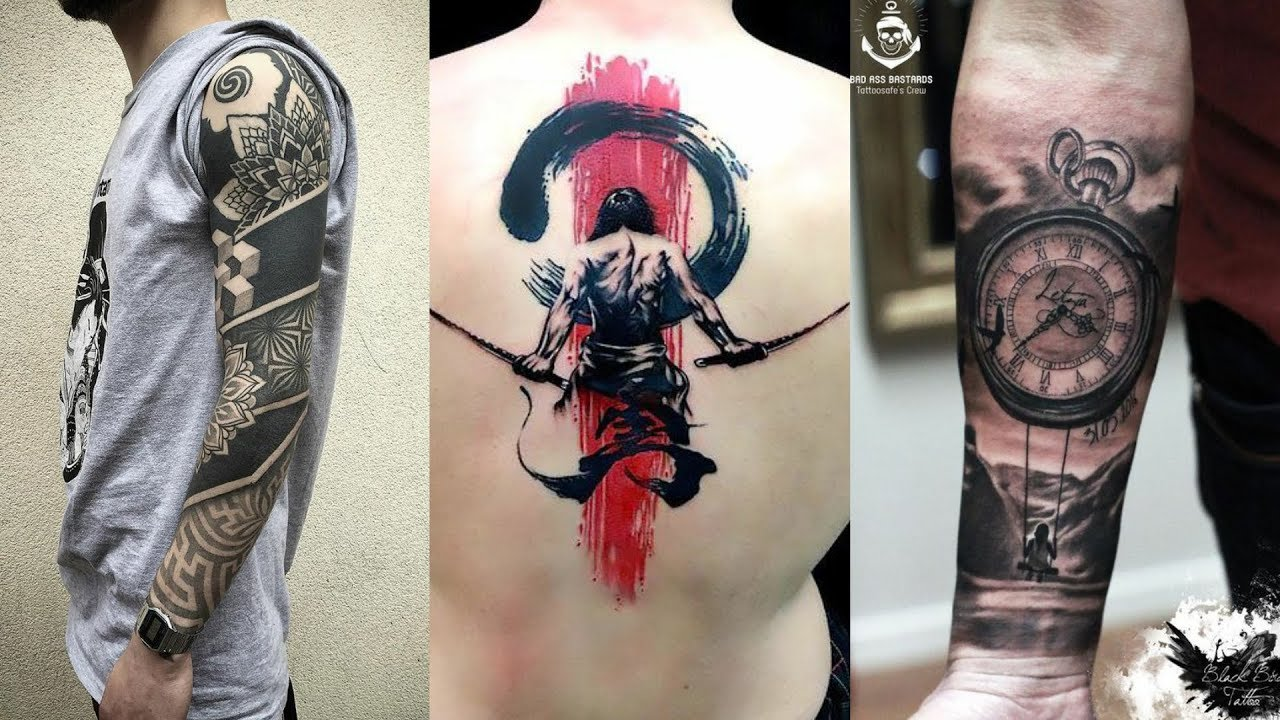 Tatuajes Increibles Tattoos Mens Youtube