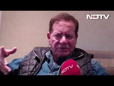 Salim Khan Fondly Remembers Raj Kapoor