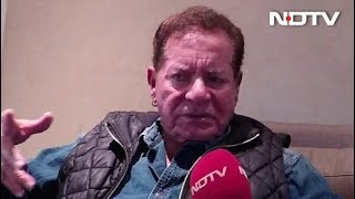 Salim Khan Fondly Remembers Raj Kapoor