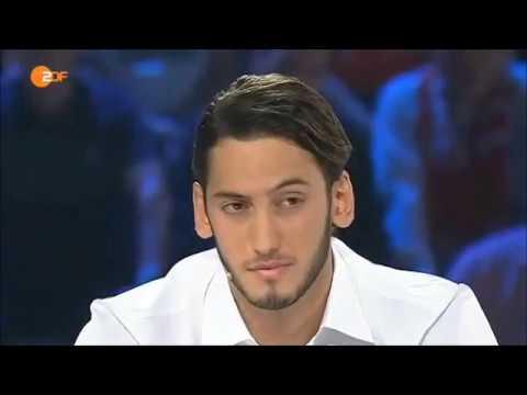 Hakan Calhanoglu spricht im ZDF-Sportstudio über Waffen und Verrat beim HSV
