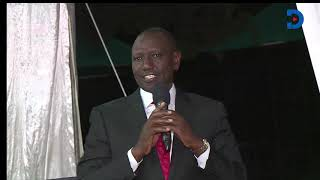 DP Ruto condoles with Peter Kenneth's family