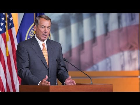 Boehner: ObamaCare Ruling a Victory for Limited Government