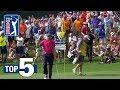 Top 5 Shots of the Week   PGA Championship