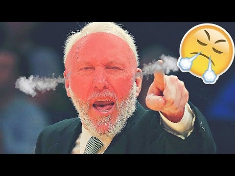 """NBA Coaches Getting """"Triggered"""""""
