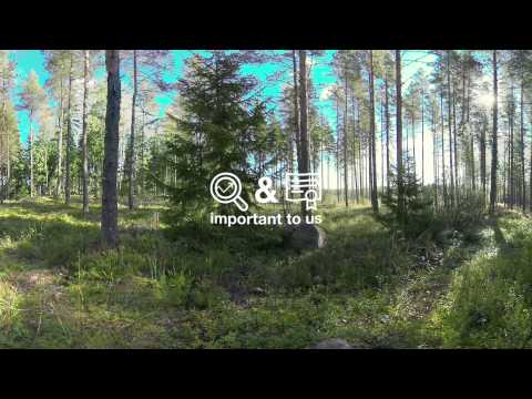 VR tour in Nordic forests part 2: Certification and traceability