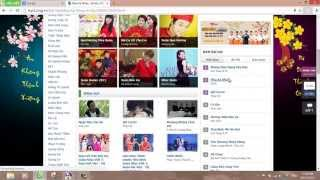 Hướng dẫn download nhạc chất lượng cao trên MP3.ZING.VN