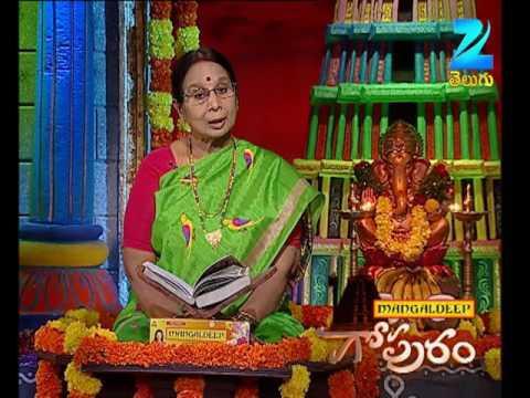 Gopuram - Episode 1653 - December 07, 2016 - Best Scene