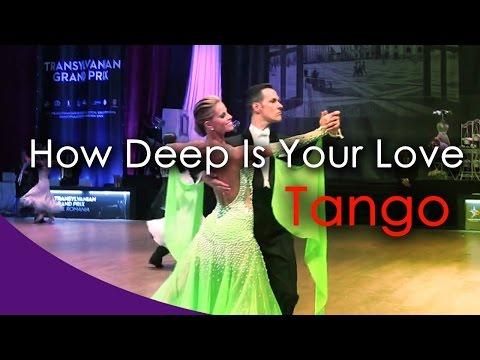 TANGO | Dj Ice - How Deep Is Your Love (orig. Calvin Harris) (32 BPM)