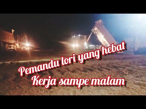 driver dam teruk malaysia KERJA SAMPE MALAM